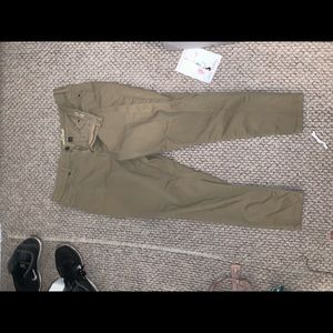 Universal Thread Hi-Rise Khaki Jeggings